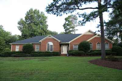 Spartanburg Single Family Home For Sale: 31 Plantation Court