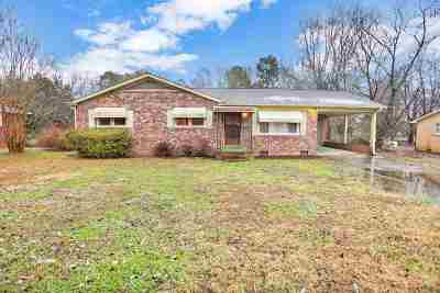 Single Family Home For Sale: 691 Archer Road