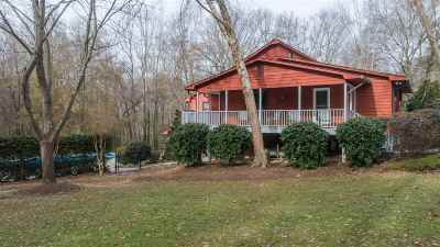 Inman Single Family Home For Sale: 151 Lake Road
