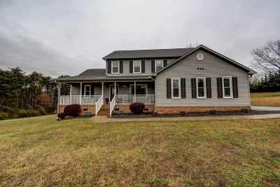 Lyman Single Family Home For Sale: 940 Jordan Rd