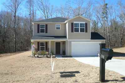 Woodruff Single Family Home For Sale: 190 Old Timber Rd