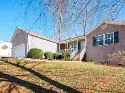 Taylors Single Family Home For Sale: 19 Red Cardinal Court