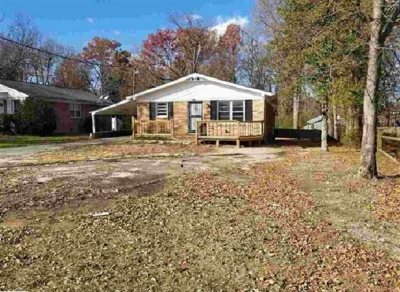 Taylors Single Family Home For Sale: E 2207 Lee Road