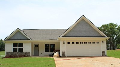 Greer Single Family Home For Sale: 2630 Holiday Road