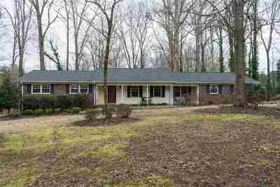 Woodruff Single Family Home For Sale: 112 Forest Drive