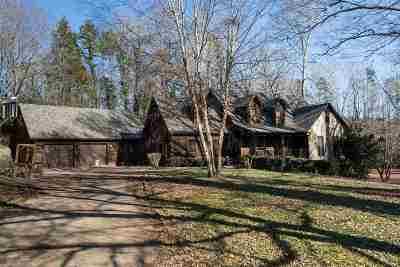 Simpsonville Single Family Home For Sale: 6 Green Hill Drive