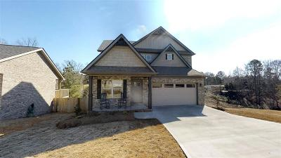 Duncan Single Family Home For Sale: 777 Charleston Place