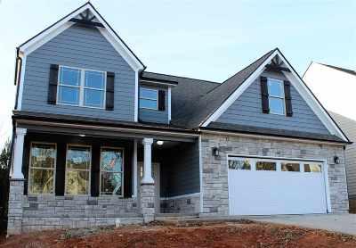Duncan Single Family Home For Sale: 542 Drayton Hall Blvd