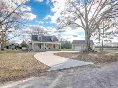 Woodruff Single Family Home For Sale: 312 Casey Road