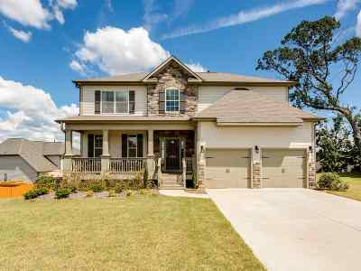 Duncan Single Family Home For Sale: 909 Zircon Way
