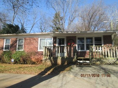 Spartanburg Single Family Home For Sale: 324 Woodview Ave