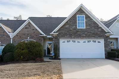 Spartanburg Single Family Home For Sale: 319 Crandall Way