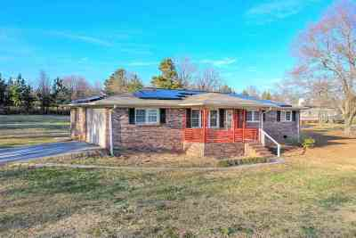 Inman Single Family Home For Sale: 140 Skinner Road