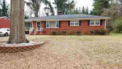Spartanburg Single Family Home For Sale