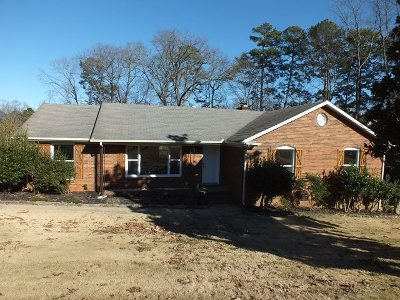 Spartanburg Single Family Home For Sale: 105 Manchester Drive