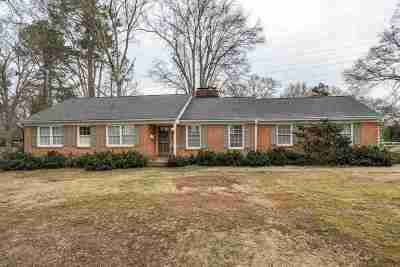 Spartanburg Single Family Home For Sale: 109 Pineville Road