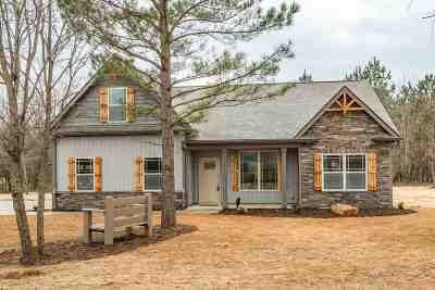 Inman Single Family Home For Sale: 565 Broken Chimney Rd