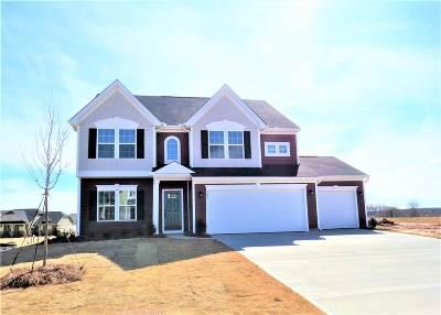 Duncan Single Family Home For Sale: 907 Saint Elmose Court