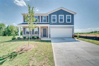 Inman Single Family Home For Sale: 313 Elevation Court