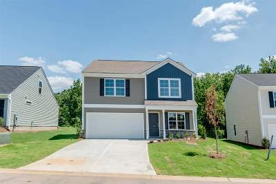 Inman Single Family Home For Sale: 117 Butler Knoll Court