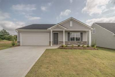 Inman Single Family Home For Sale: 107 Butler Knoll Court
