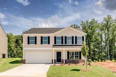 Inman Single Family Home For Sale: 123 Butler Knoll Court