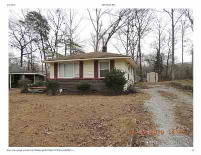 Spartanburg Single Family Home For Sale: 140 Overbrook Circle
