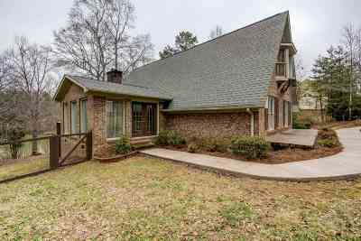 Inman Single Family Home For Sale: 111 Englewood Drive