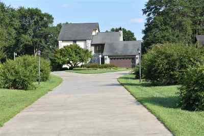 Inman Single Family Home For Sale: 1700 Foster Road