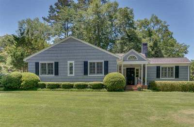 Spartanburg Single Family Home For Sale: 196 Westminster Drive