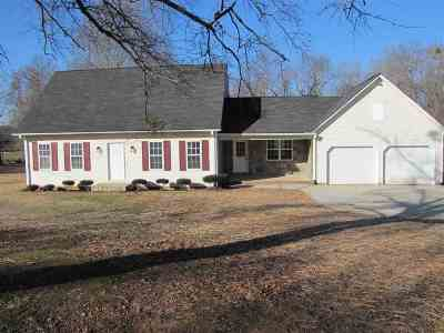Woodruff Single Family Home For Sale: 105 Peanut Road