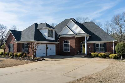 Inman Single Family Home For Sale: 852 Shadow Creek Drive
