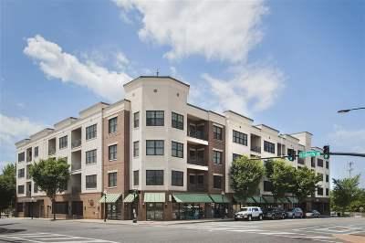 Spartanburg Condo/Townhouse For Sale: E 155 Broad Street, Unit 210