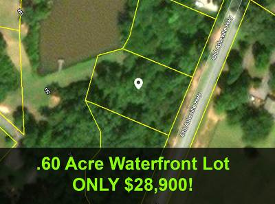 Campobello Residential Lots & Land For Sale: 367 Old Asheville Hwy (Lot 2)