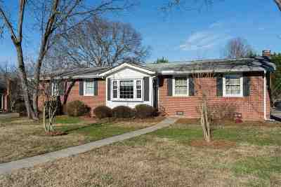 Mauldin Single Family Home For Sale: 209 Bethel Drive