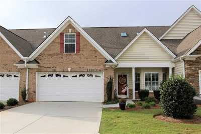 Greenville Condo/Townhouse For Sale: 32 Barnwood Circle