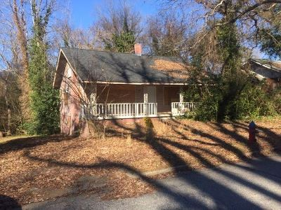 Greenville County, Spartanburg County Single Family Home For Sale: 338 Ridgewood