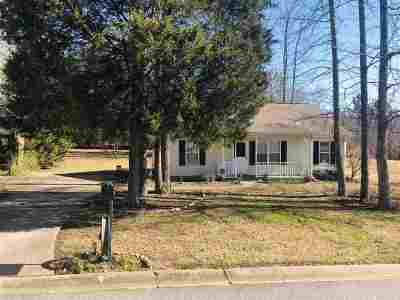 Woodruff Single Family Home For Sale: 193 Old Timber Rd