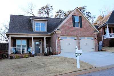 Spartanburg Single Family Home For Sale: 482 Savanna Plains Drive