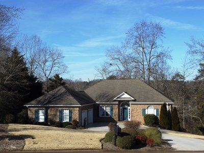 Chesnee Single Family Home For Sale: 564 Thorn Cove Drive