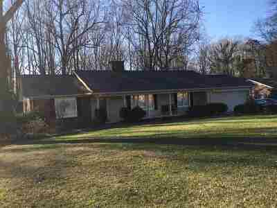 Spartanburg Single Family Home For Sale: 316 Holly Drive