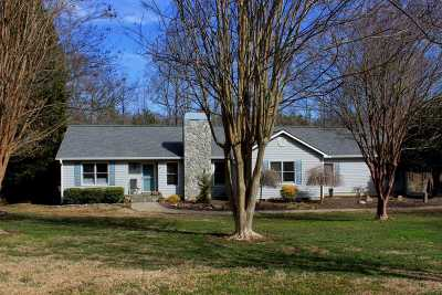 Inman Single Family Home For Sale: 48 Chestnut Ridge Drive