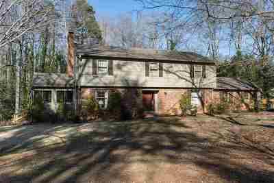 Spartanburg Single Family Home For Sale: 209 Stoney Lane