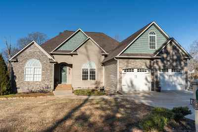 Inman Single Family Home For Sale: 624 Claystone Drive