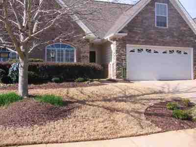 Spartanburg Single Family Home For Sale: 334 Crandall Way