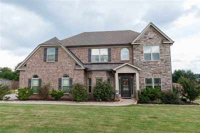 Greer Single Family Home For Sale: 164 Harbrooke Circle