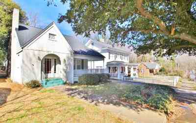 Spartanburg Single Family Home For Sale: 552 Boyd St