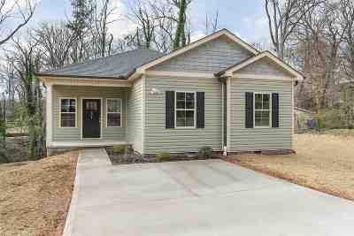 Spartanburg Single Family Home For Sale: 201 Tanglewylde Dr
