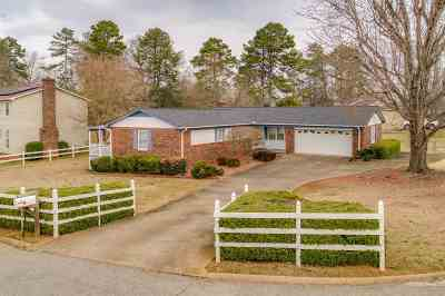 Spartanburg Single Family Home For Sale: 2 Willow Run Terrace