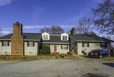 Spartanburg Multi Family Home For Sale: 4450 Clifton Glendale Road